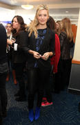 Maggie Grace - Twilight Fan Breakfast in Los Angeles 11/11/12