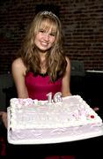 Debby Ryan- Birthday Timeline 2009-2011