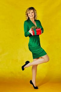 """Jennifer Nettles (Sugarland) - """"A Country Christmas"""" promo pic - X 1"""