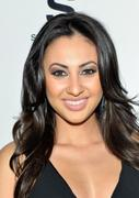 Francia Raisa - Unlikely Heroes Red Carpet Spring Benefit in Los Angeles 03/20/14