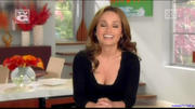 Giada De Laurentiis: Post 007 � Giada At Home (�The Heat Is On� 8-6-2011) ~ Some Cleavage, Sexy Expressions ~ Video & Caps (x20)