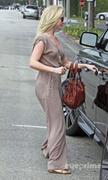 Julianne Hough leaving Byron & Tracey Salon in Beverly Hills 9/16/11