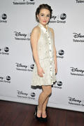 Kaitlyn Dever- 2013 TCA Winter Press Tour Disney ABC Gala in Pasadena 1/10/13
