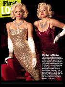 Katharine McPhee & Megan Hilty as Marilyn Monroe - 'Smash' TV promo