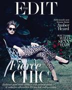 Amber Heard - The Edit - august 2013