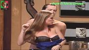 Bruna Di Tulio sensual na novela Ribeirão do Tempo
