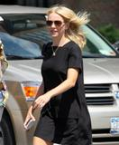 Naomi Watts | Out & about in NYC | August 17 | 7 leggy pics
