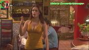Melania Gomes sensual na novela Espirito Indomavel